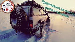 Рыбалка на реке Моркока Якутия Весна 2021