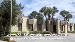 7845 Baymeadows Way, Jacksonville, FL - Commercial Property For Lease or Sale