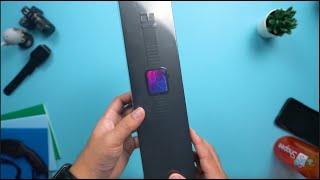 Smartwatch PERTAMA Xiaomi! Unboxing Mi Watch Indonesia ??