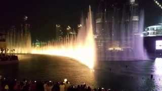 Dubai Mall Fountain UHD Thriller