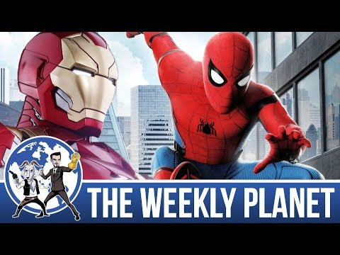 Spider-man Homecoming Review - The Weekly Planet Podcast