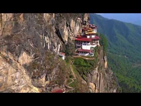 Sony A7S II - Tiger's Nest Monastery, Bhutan (4K)