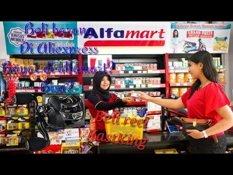 Cara belanja di aliexpress bayar melalui alfamart. Pembelian produk atau impor barang dari aliexpres.