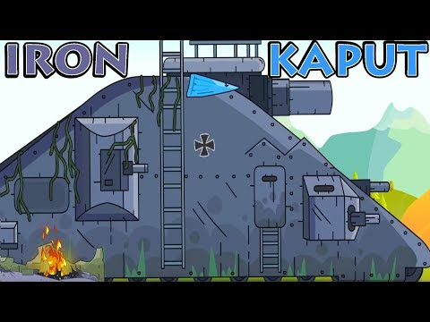 Super Tank Rumble Creations - Iron Kaput