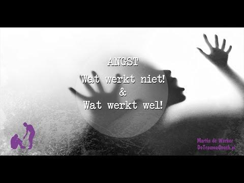 Angst Wat werkt niet Wat werkt wel - YouTube