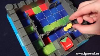Шпион. Обзор настольной игры-головоломки от Игроведа