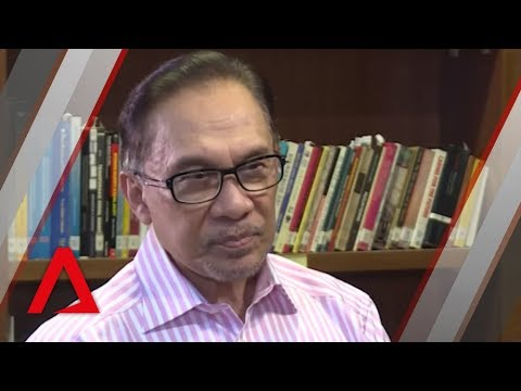 "Exclusive: Anwar Ibrahim says Najib Razak's fall from grace ""karma"""