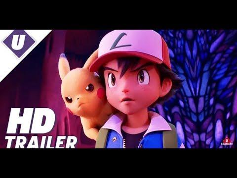 Pokemon The Movie Mewtwo Strikes Back Evolution Trailer 2019