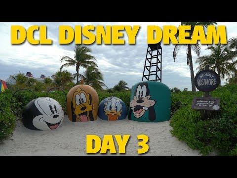Disney Cruise Line Disney Dream 3-Night Cruise | Day 3