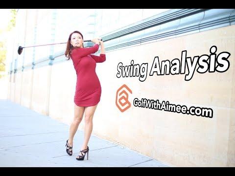 Swing analysis | Golf with Aimee
