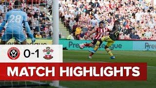 Highlights | Sheffield United v Southampton | Premier League | VAR