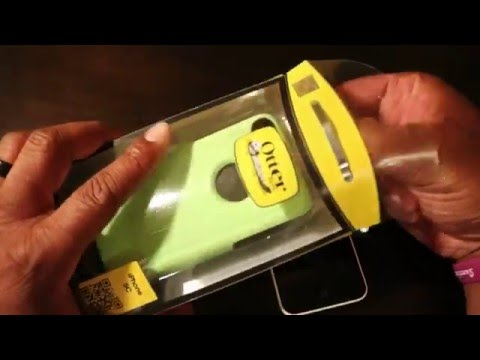 Otter Box Case for Apple iPhone 5C