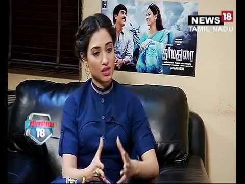 Special Interview with Dhramadurai Film Actress Tamanna & Aishwarya |  News18 TamilNadu