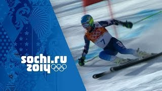 Men's Giant Slalom - Ligety Wins Gold | Sochi 2014 Winter Olympics