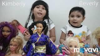 Play with barbie | barbie dolls | barbie | playing Barbie