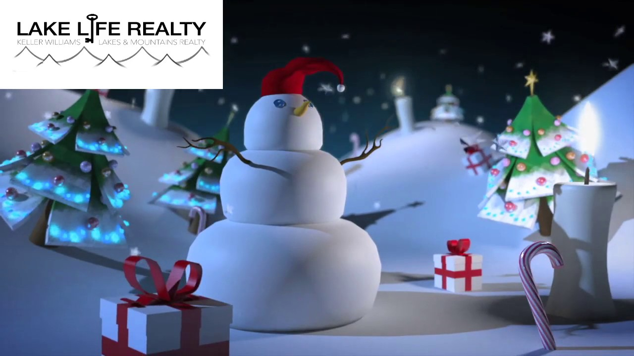 Merry Christmas from Lake Life Realty