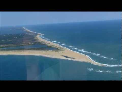 Cape Hatteras from an Airplane - 5.11.12