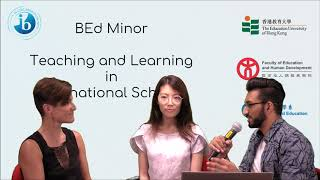 Minor in Teaching and Learning in International Schools