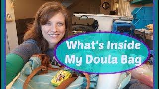 Video What's Inside My Doula Bag download MP3, 3GP, MP4, WEBM, AVI, FLV November 2018
