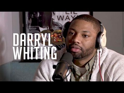 The Incredible Story of Darryl Whiting Jr!