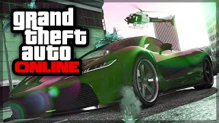 GTA 5 ILL GOTTEN GAINS PART 2 DLC IS OUT! NEW CARS, WEAPONS, & MORE! (GTA 5 ONLINE)
