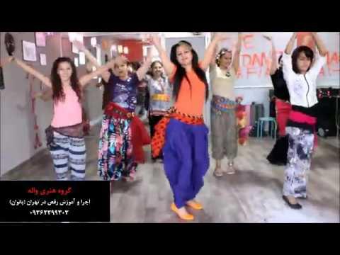 Amazing dance by girls on afgan jalebi