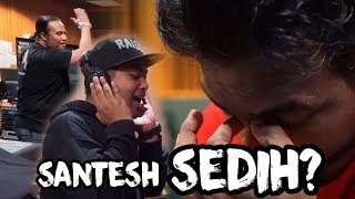 Lagu Sambungan 'Amalina' Bukan Untuk Santesh?! Danial Lawak Solo Rampas!