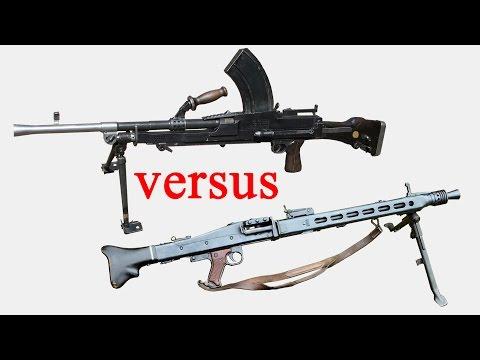 Bren vs Spandau - which was better?