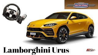 Lamborghini Urus - обзор, тест драйв