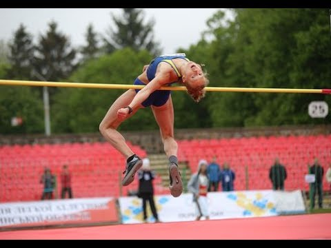 High jump, Women – Lutsk 2017 (International Athletics U20 Match Meeting)