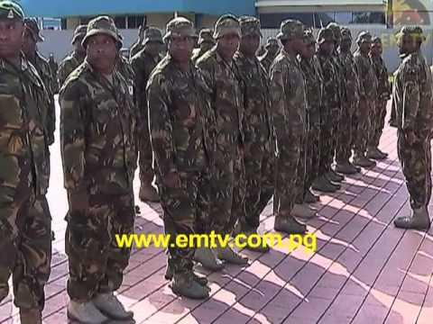 Soldiers return ending 10 years of RAMSI
