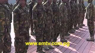 Soldiers return ending 10 years of RAMSI