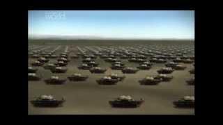 Танковые битвы - Израильская война часть 1