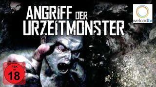 Angriff der Urzeitmonster (Horrorfilm | deutsch)