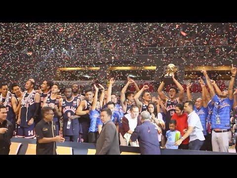 MOMENT OF GLORY PELITA JAYA IBL CHAMPIONS 2017 Mp3