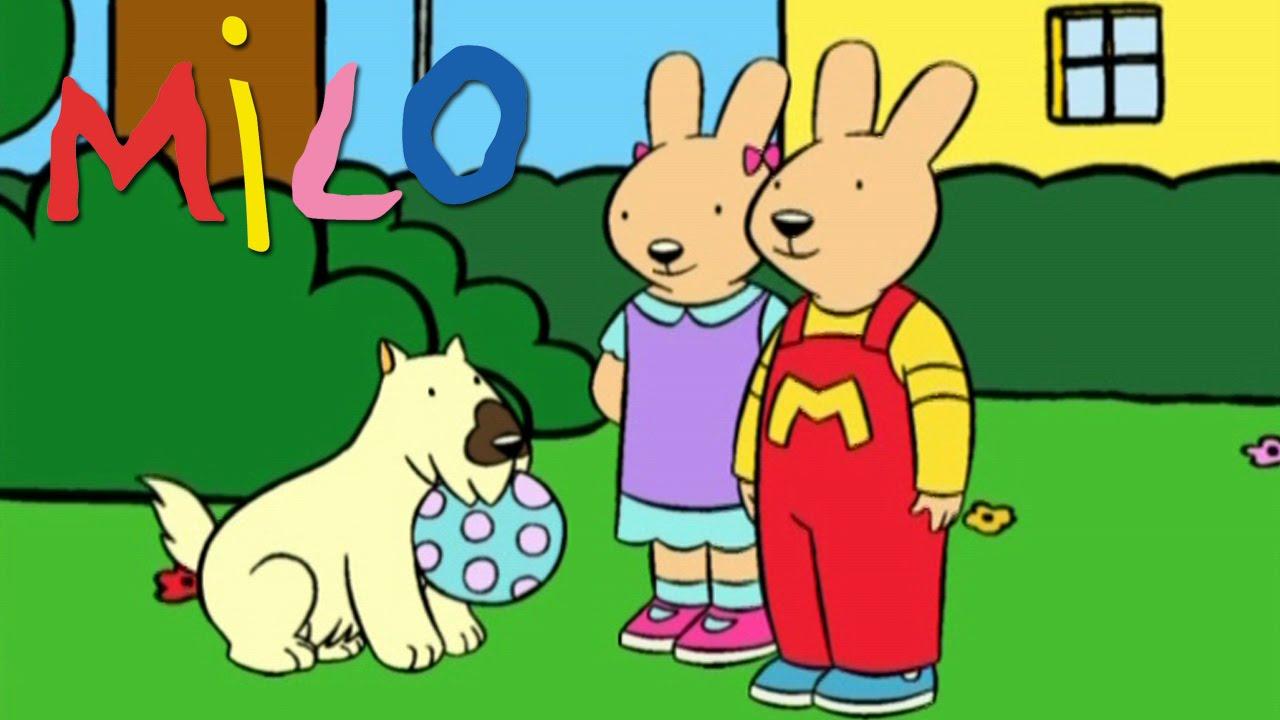 Milo milo et le petit chien s02ep24 dessin anim pour les enfants youtube - Dessin de petit chien ...