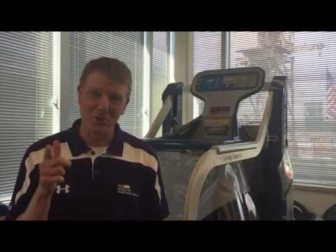 The Alter-G Antigravity Treadmill