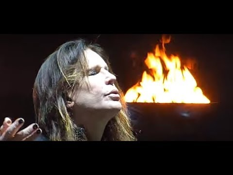 Ozzy Osbourne has finished his new solo album one song is titled Ordinary Man..!