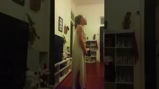 Ella-rose singing