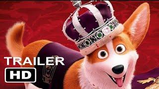 Королевский корги - Русский трейлер (2019) 6+