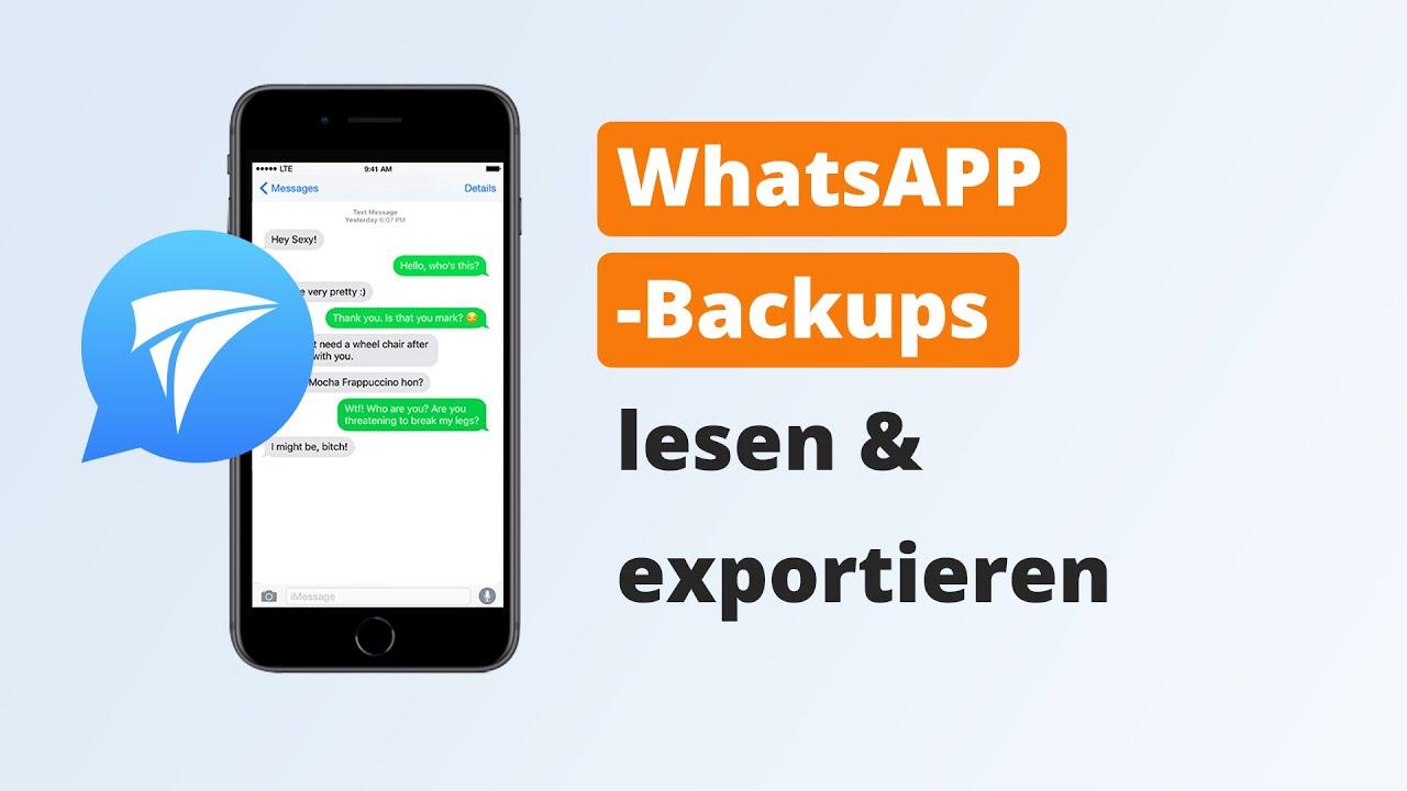 Lesen lovoo kontakten von chatverläufe gelöschten Android platform