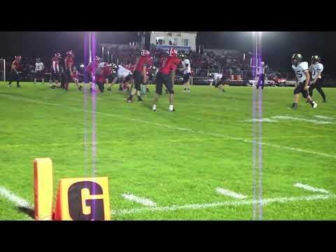 Maranacook vs Camden Hills football