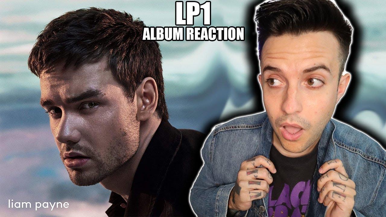 Liam Payne - LP1 Full Album Reaction