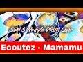 SEMS Pradipta - Ecoutez - Mamamu (Jazz Drum Cover 2017)