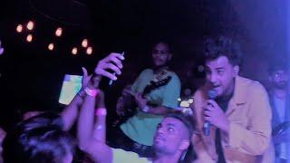 Armaan Bedil Performing Live at Purple Frog Chandigarh Main Vichara Live