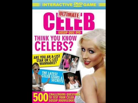 The Ultimate Celeb Gossip Quiz DVD (Intro)