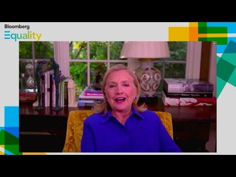Hillary Clinton Talks RBG, Elections and Power