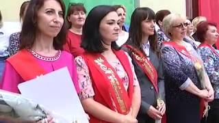2019-05-30 г. Брест. Последний звонок в СШ №15. Новости на Буг-ТВ. #бугтв