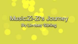 Zi-Zi's Journey Audio
