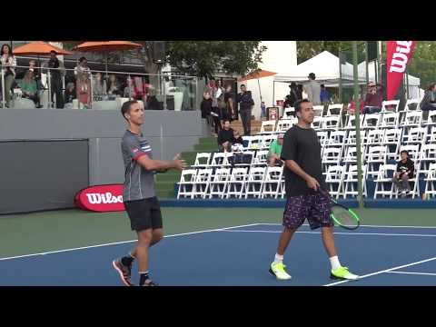 "ADVENTURE OF HOLLYWOOD episode 2 ""BAY SMASH"" BaySMASH First Annual Pro-Celebrity Tennis Even"